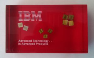 IBM Paperweight (from Colin's personal archive)