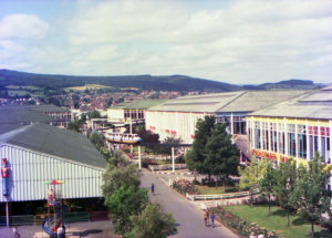 Butlins, Minehead in 1976 (7 years before Jon worked there). Image by Barry Lewis at Flickr.com used under a Creative Commons 2.0 Attribution License.