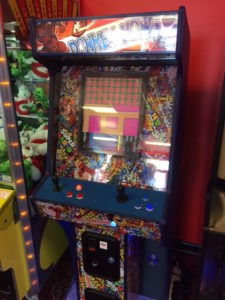 Portsmouth Arcades today (this is not really Donkey Kong)